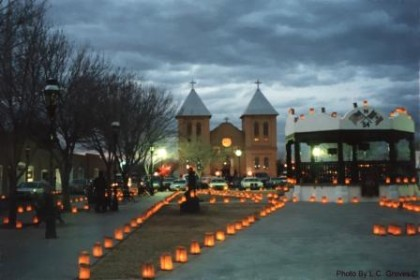 Christmas in Mesilla
