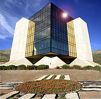 NM Museum of Space History